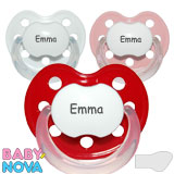 Baby Nova, orthodontique, silicone, taille 2
