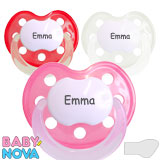 Baby-Nova, orthodontique, silicone, taille 2