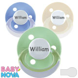 Baby Nova, rond, silicone, 1 taille